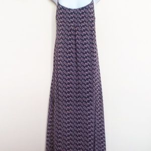 SUMMER LONG DRESS WITH THE LINER FROM ZARA SIZE M